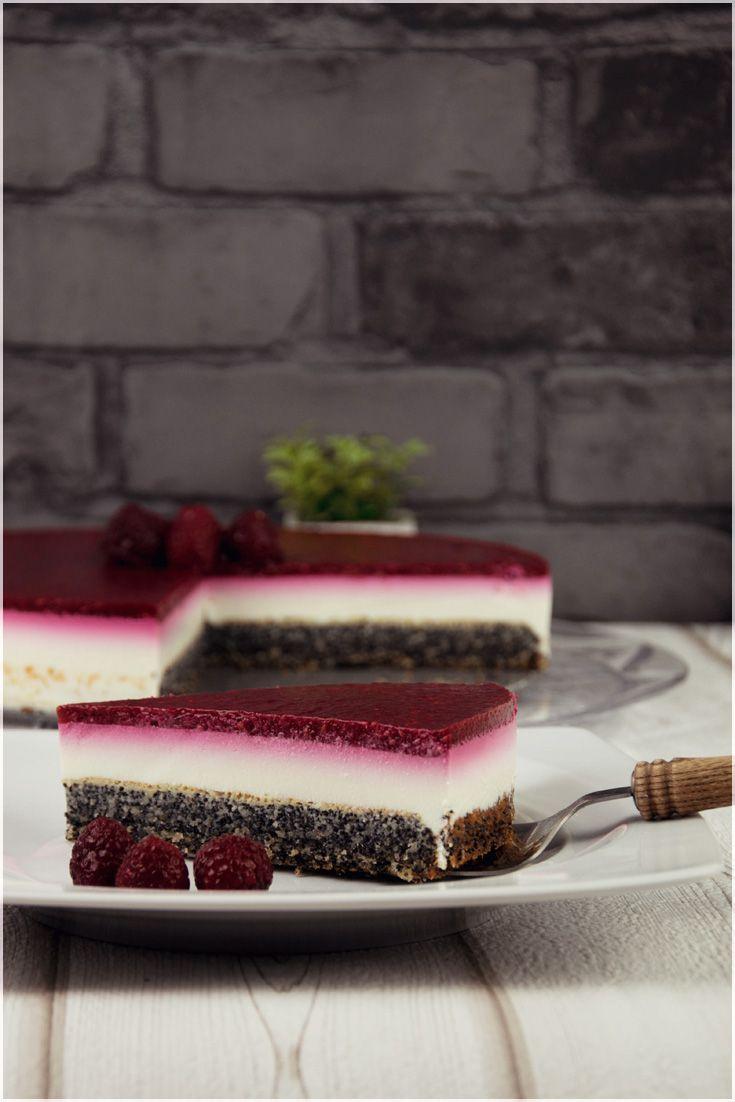 Schneewittchen Torte Mit Mohnboden Rezepte Dessert Kuchen