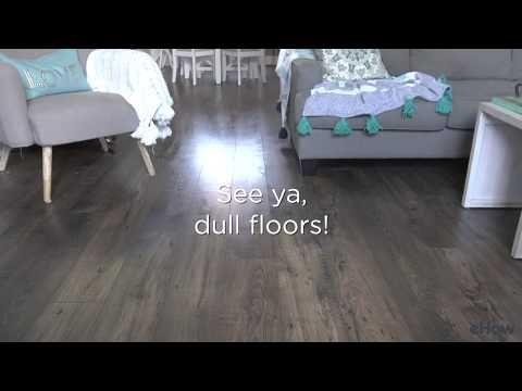 Homemade Floor Polish Recipe To Restore Shine To Wood Wood Floor