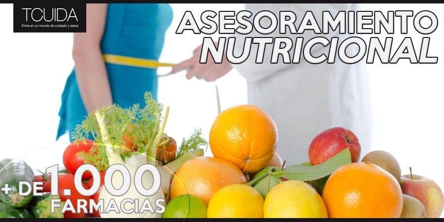 Sabías que en TCUIDA te ofrecemos un Asesoramiento Nutricional ...