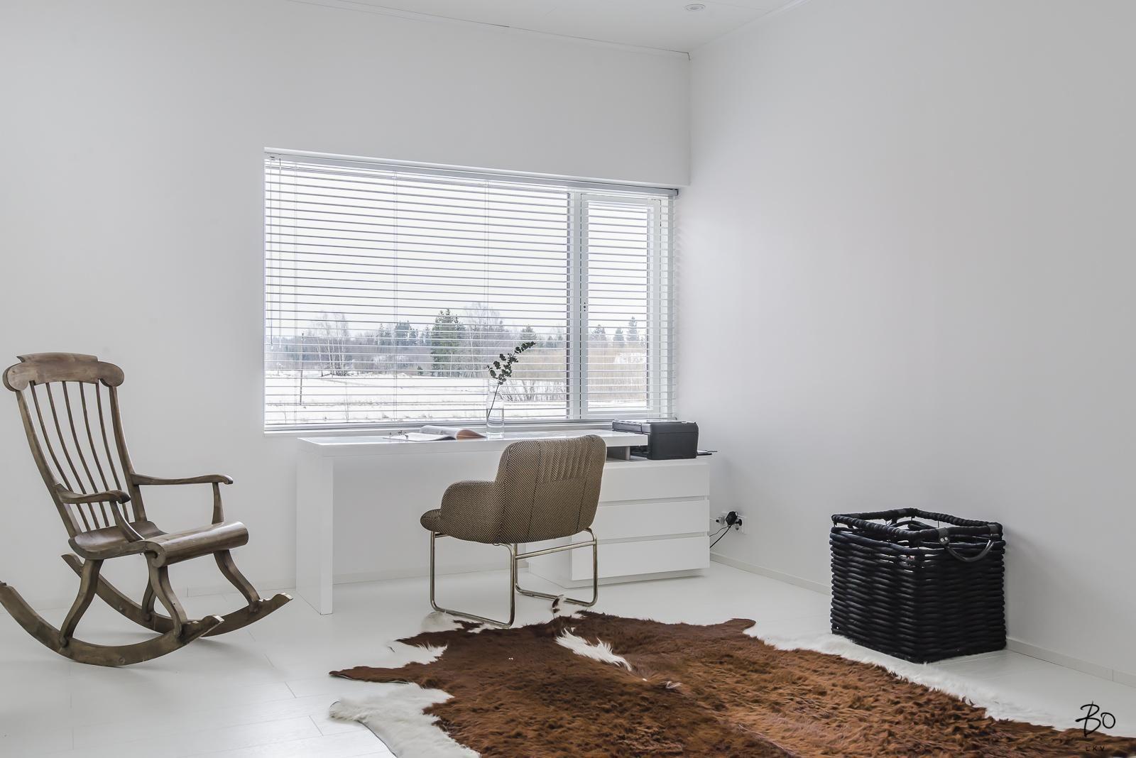 Home Office in Helsinki