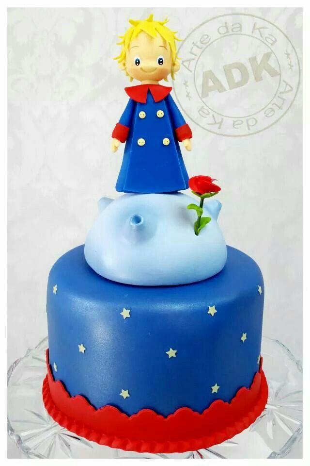 El Principito tortas y dulces Pinterest Prince party Cake and