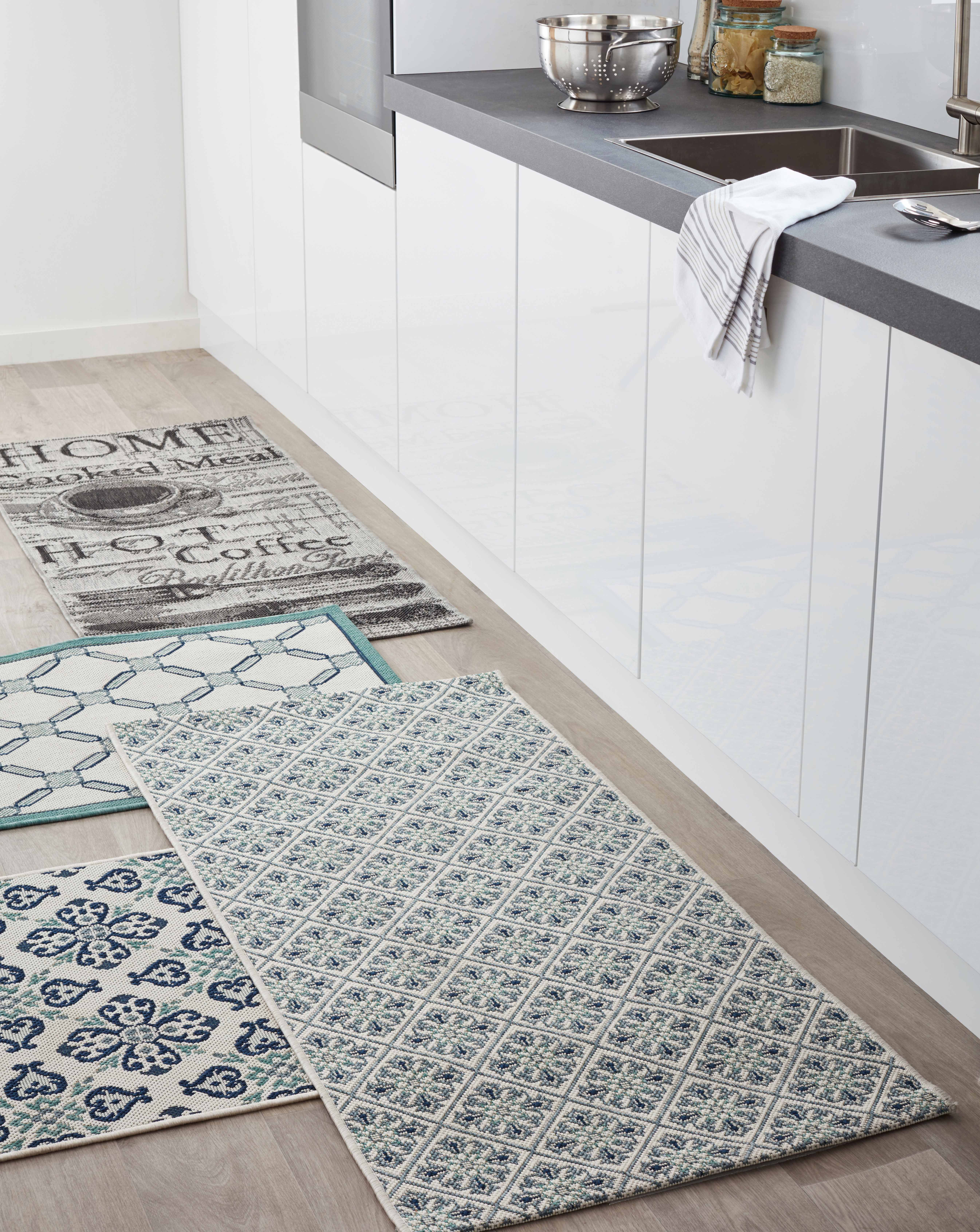Tapis De Cuisine Decoration Deco Maison Alinea Tapis Cuisine Tapis Lesage Cuisine Moderne