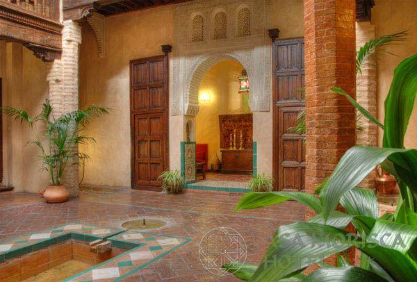 Hotel Casa Morsica Granada Spain