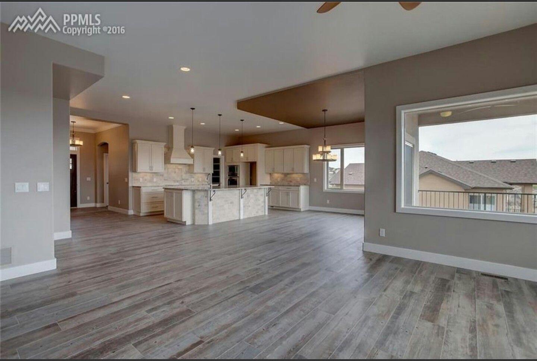 Kitchen in 600k house in Colorado Springs Interior
