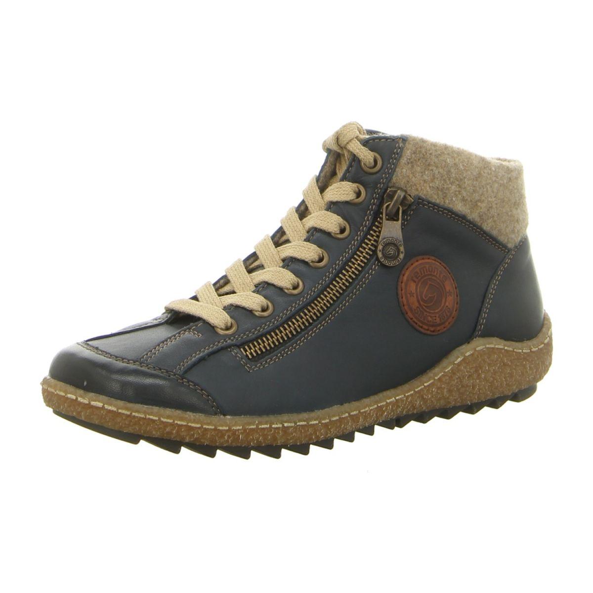 Remonte Schuhe Stiefelette R1474-35 rot kombi (rot) NEU
