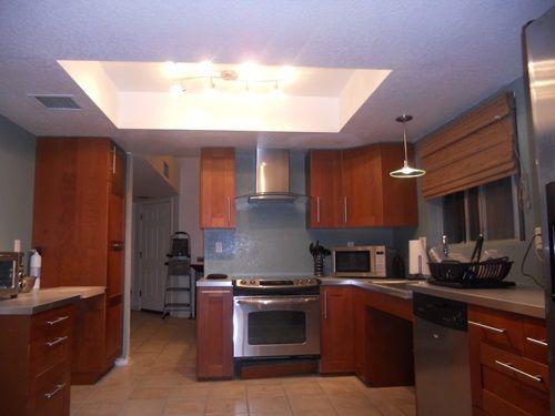 Amazing Lighting Options for Stylish Kitchens kitchen cabinets