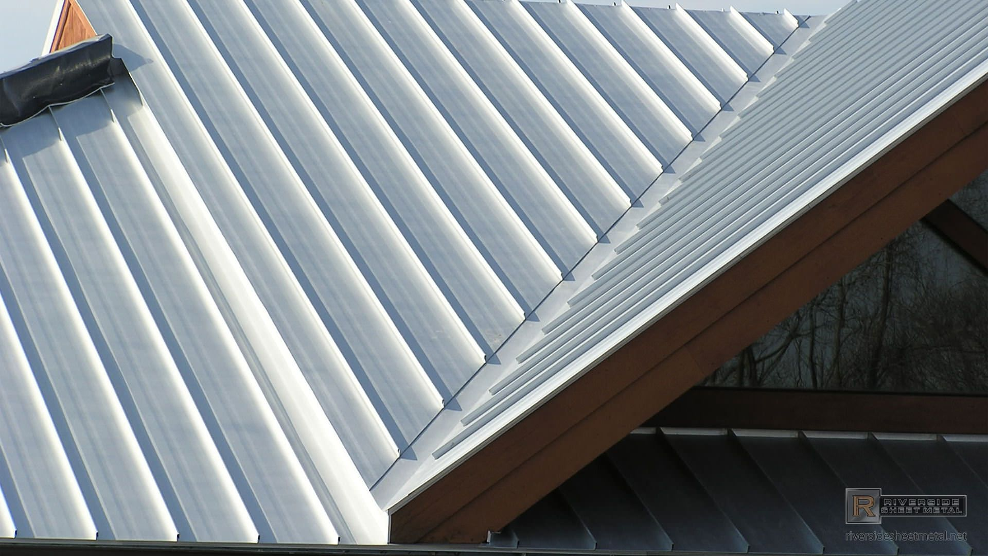Galvalume Metal Roof Metal Roofing Fabrication And Installation Shipping Available Metal Roof Panels Steel Roof Panels Aluminum Roof Panels
