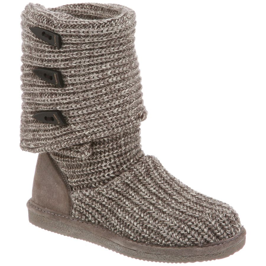 Bearpaw Knit Tall Boot  Womens from Moosejaw Mountaineering
