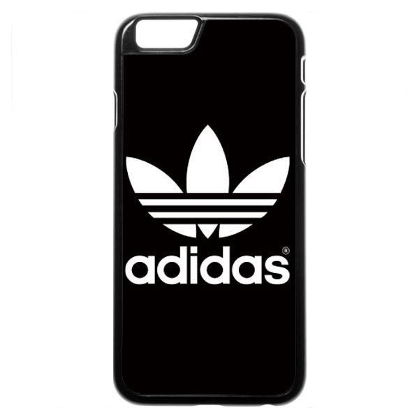 buy online 9efc2 344e0 Adidas (wht on blk) iPhone 6 6s Case (1,680 MXN) ❤ liked on Polyvore  featuring accessories, tech accessories, phone cases, phones and adidas