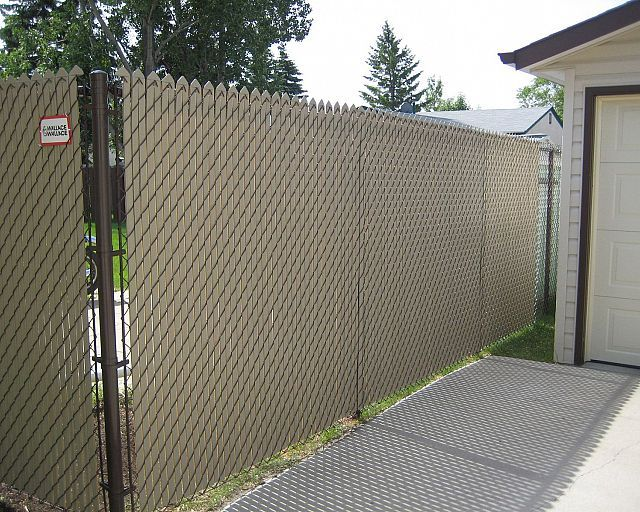 photo gallery image    chain link fence