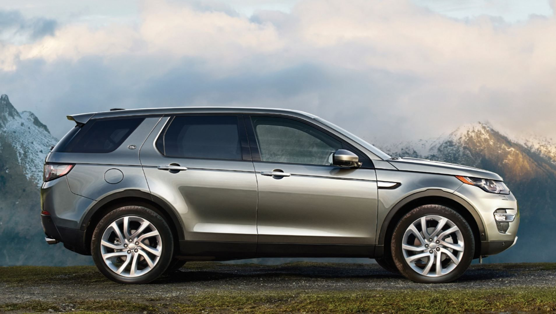 2015LandRover Discovery Sport Voiture