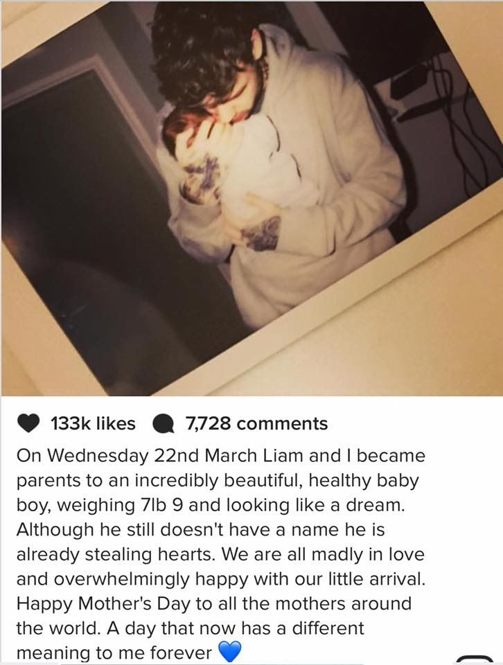 Pin By Kcredhed On Cheryl Liam Baby Cheryl And Liam Baby Cheryl And Liam Instagram Posts We know there's an imminent general election and all that malarkey, but at this. cheryl liam baby