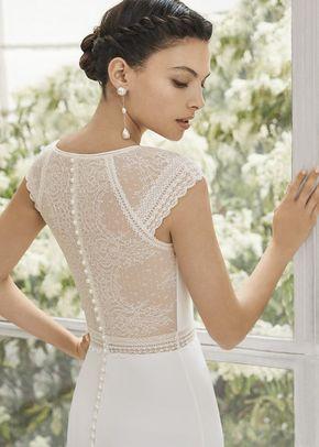 Photo of Hochzeitskleid aus Rosa Clara – MINIA