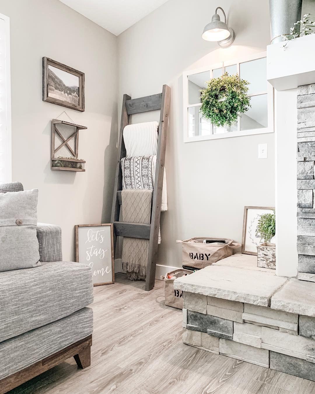 Daily Deals On Vintage Rustic Farmhouse Decor Farm House Living Room Corner Decor Warm Home Decor