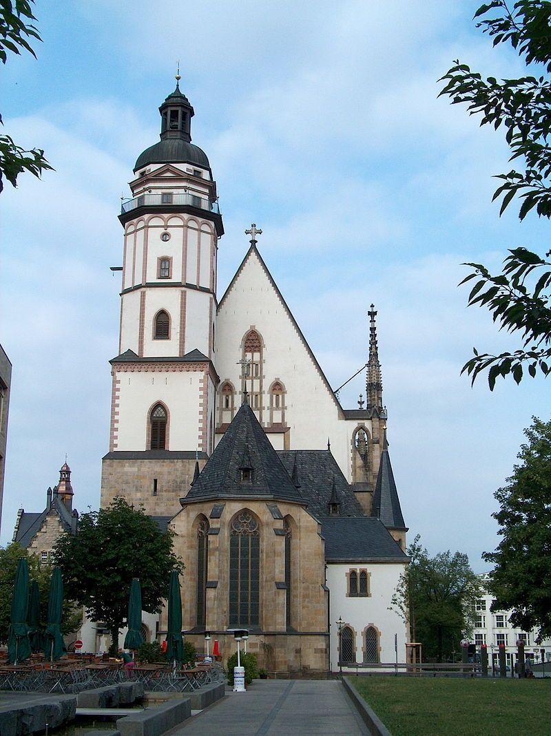 St. Thomas Church, Leipzig