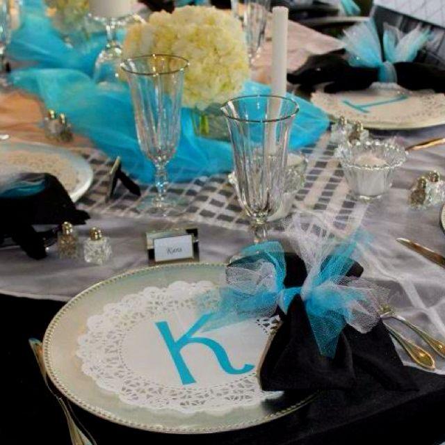Bridesmaid Luncheon Decoration Ideas!