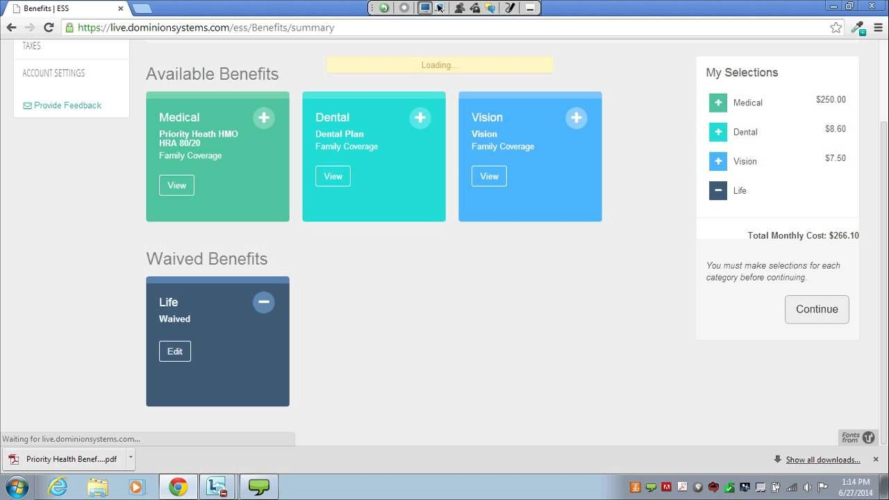 Benefits Administration - Benefits Made Easy.