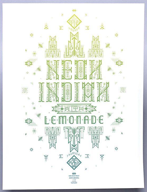 Thomas Bradley - Doug Fir Lounge - Typography Annual 2013 - Communication Arts Annual