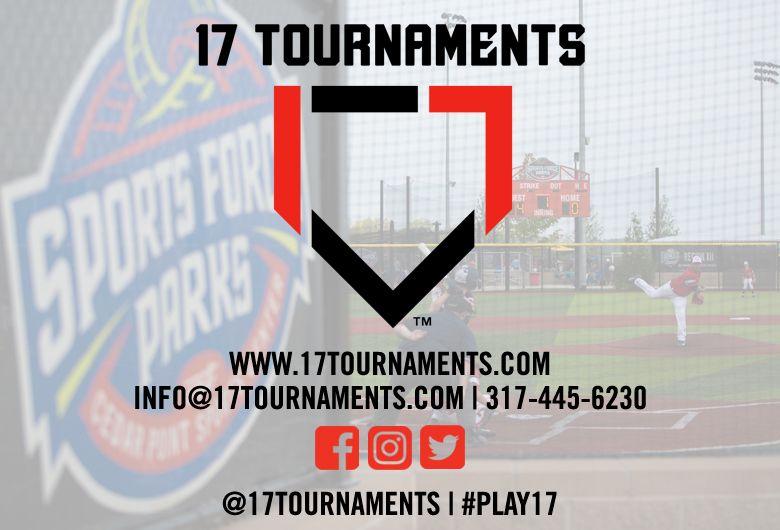 17 Tournaments In 2020 Tournaments Softball Tournaments Travel Baseball
