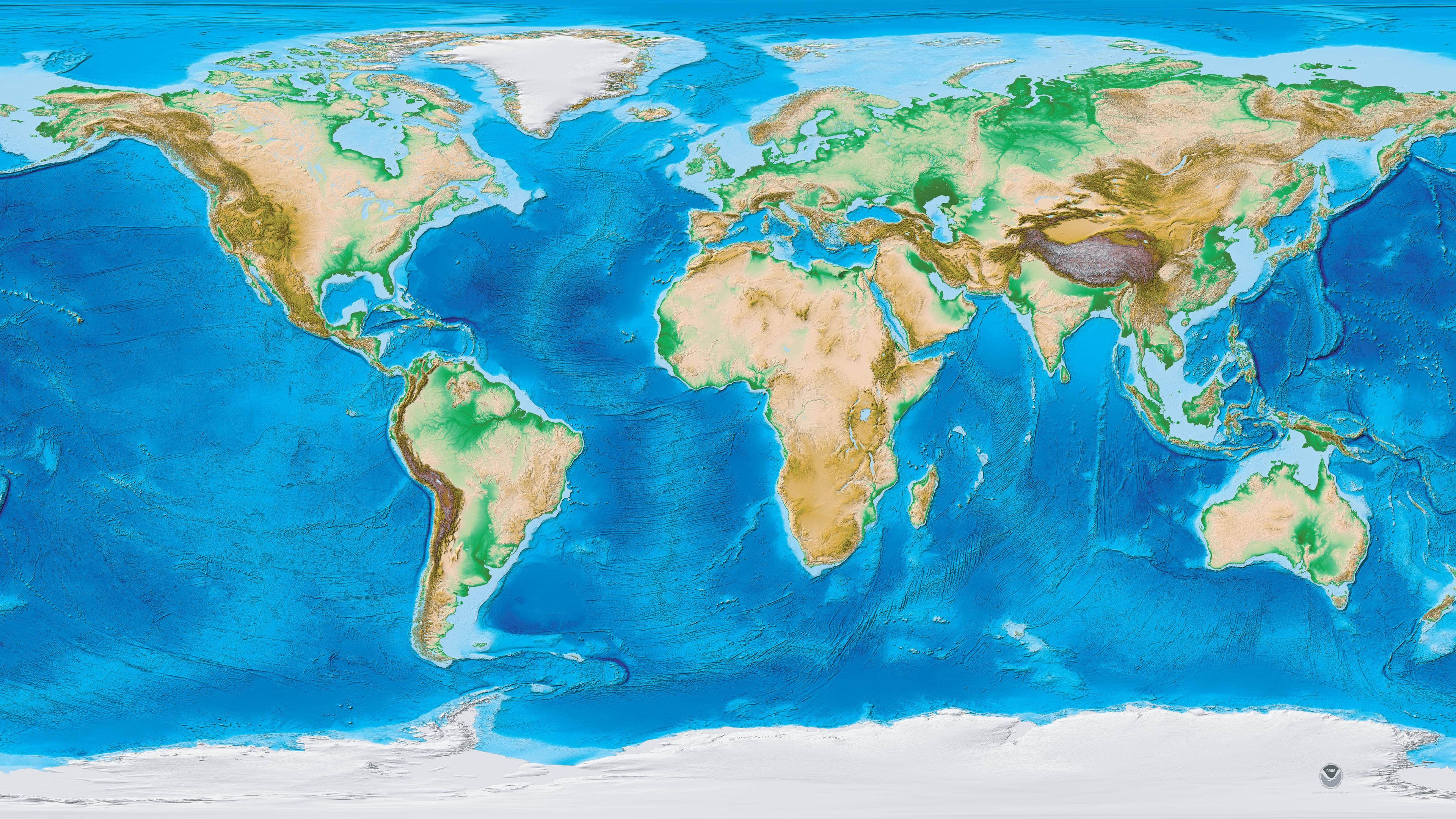 Pin by geografia universaltb on cartografa pinterest 6000 x 3273 px world map picture for mac computers by carlton thomas gumiabroncs Image collections