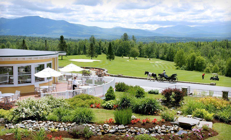 Mountain View Grand Resort Spa New Hampshire S White Mountains