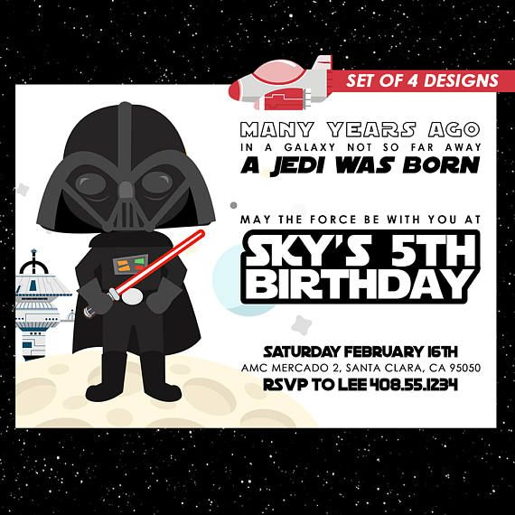 Star Wars Birthday Invitations Inspirational The Best Star Wars Birthday Invitations By Star Wars Invitations Star Wars Birthday Invitation Star Wars Birthday