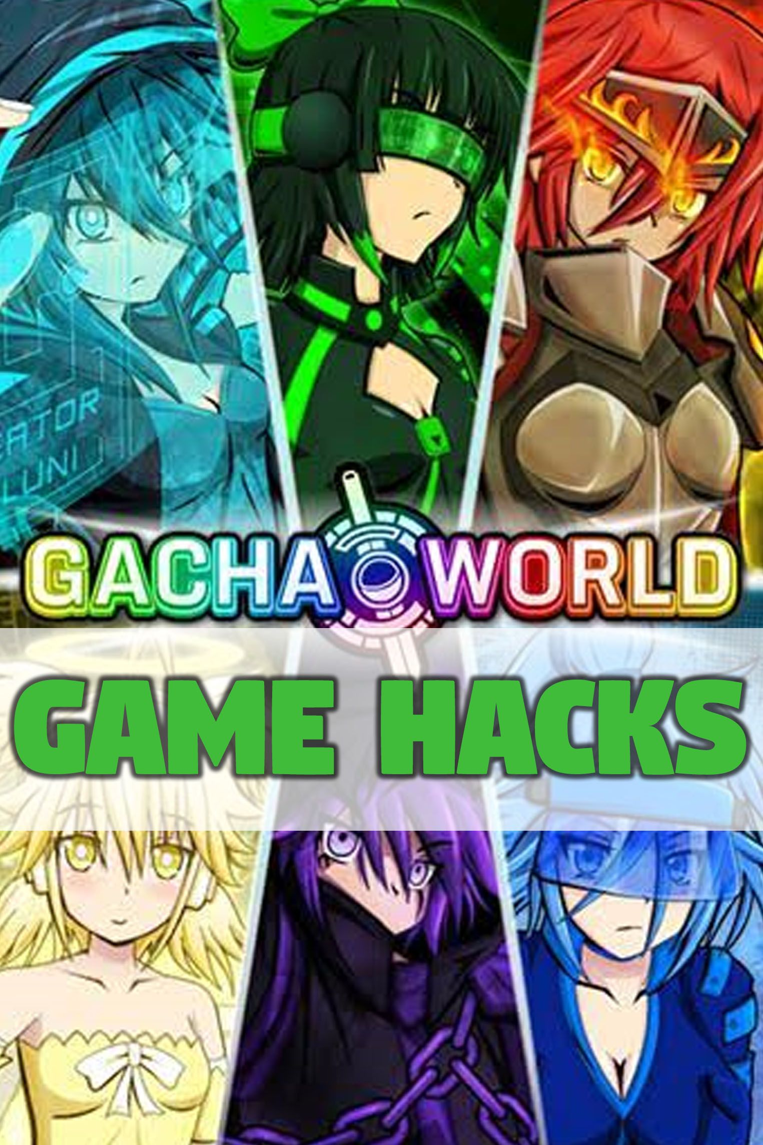 Gacha Games Hacks And Guide Cute Games Games To Win Anime