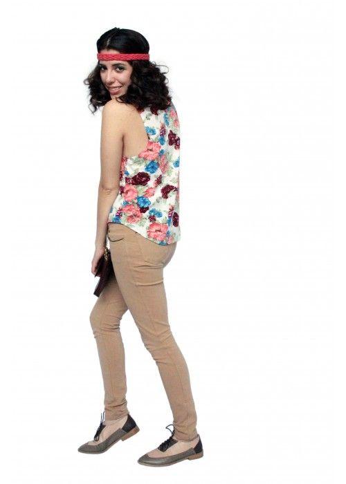 Blusa Floral $390.00 MXN