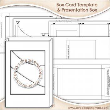 Magic Window Card Template Recherche Google Window Cards Paper Crafts Cards Box Template