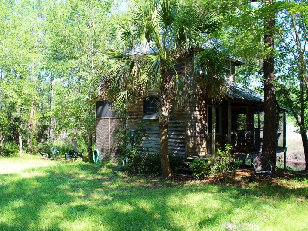 Awendaw Vacation Rental - VRBO 480304 - 1 BR Charleston Area Cabin ...