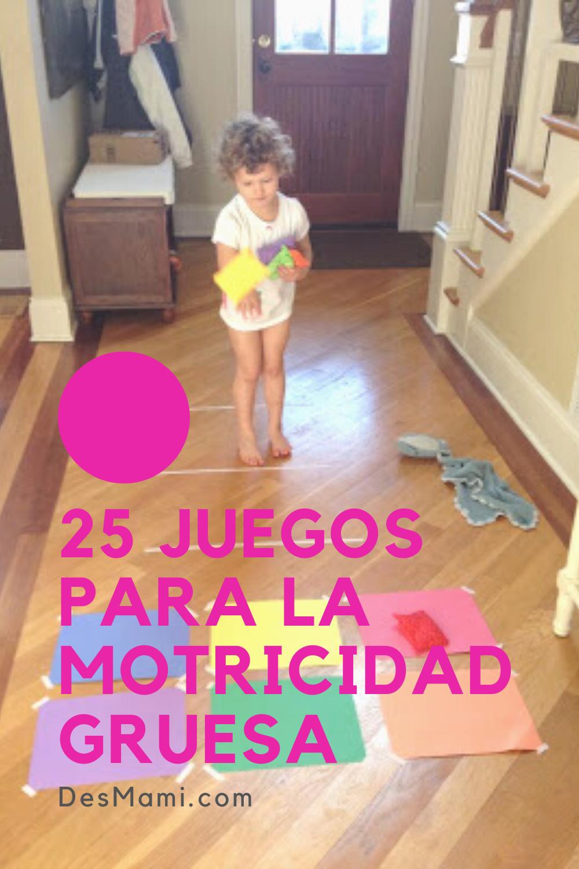 Motricidad Gruesa 25 Juegos Para Desarrollarla Juegos De Motricidad Fina Juegos De Motricidad Juegos Sensoriales Para Niños