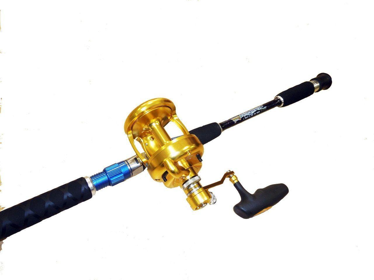 Pro Jigging Saltwater Rod Reel Combo Saltwater Lures Fishing Trip Rod And Reel