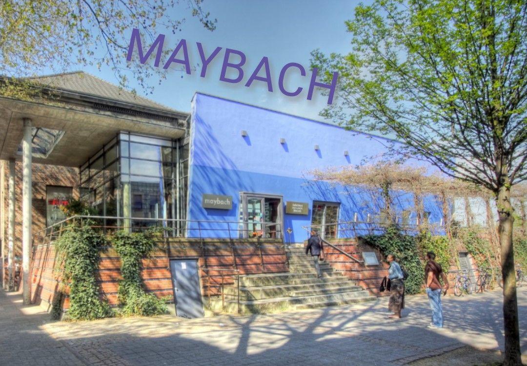 maybach - schöner biergarten am hansaring in köln   where to eat in