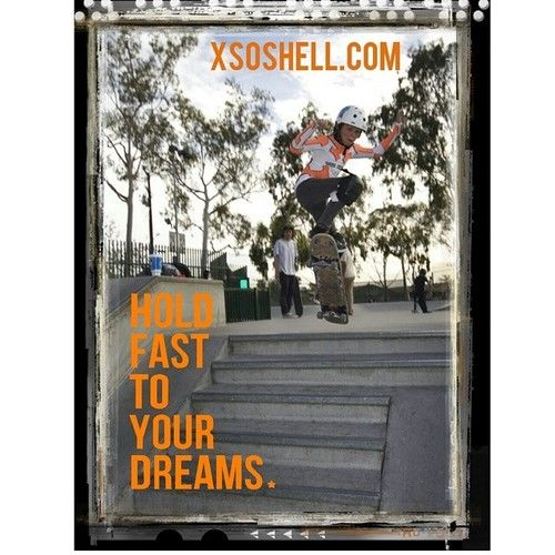 Hold fast to your dreams! xsoshell.com
