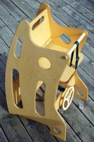 Image Result For Oak 3 In 1 High Chair Desk Rocking Horse