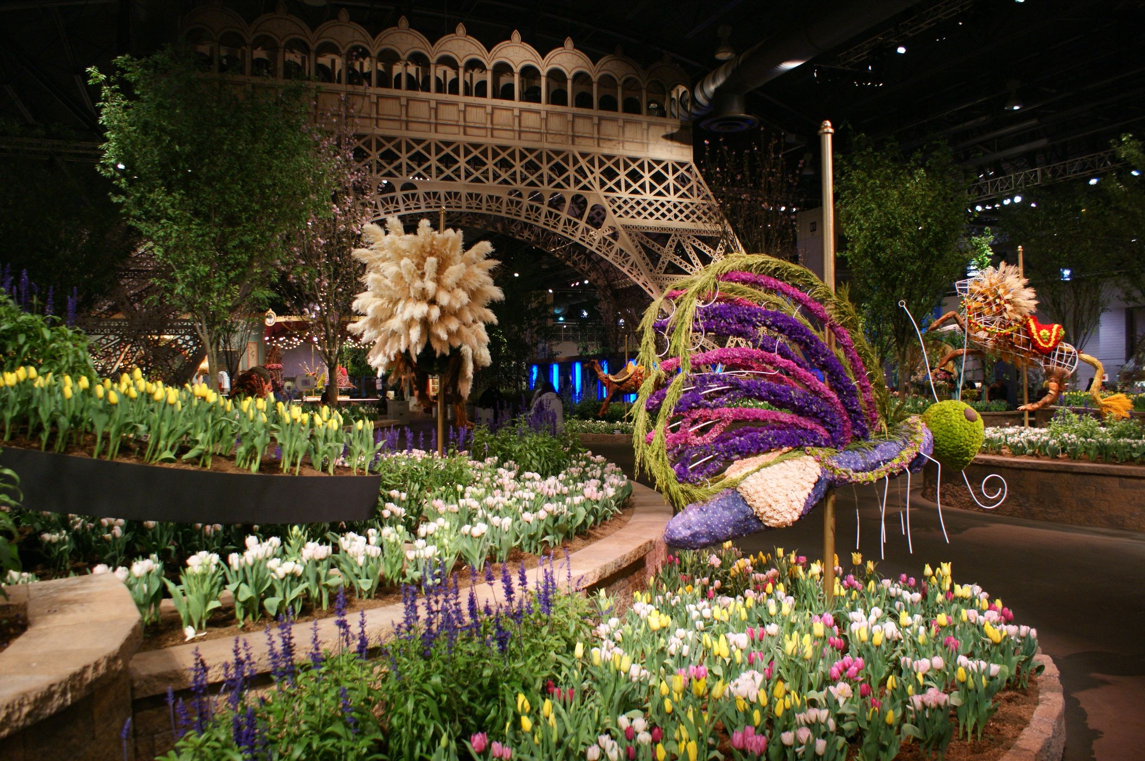 Image result for Philadelphia Flower Show