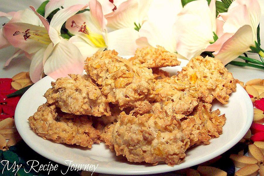 My Recipe Journey: Corn Flake Coconut Macaroons