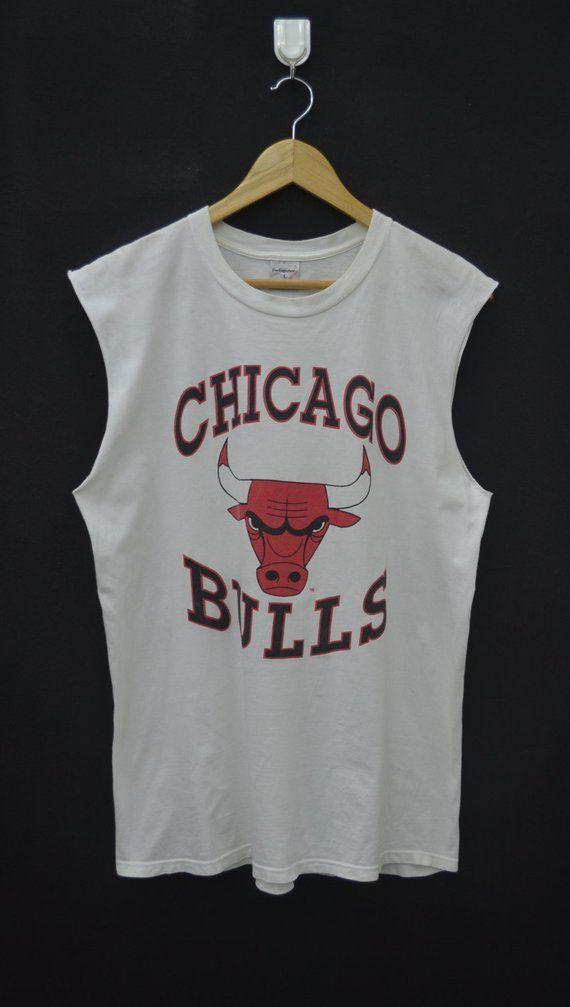 Chicago Bulls Shirt Vintage 90 S Chicago Bulls Made In Usa