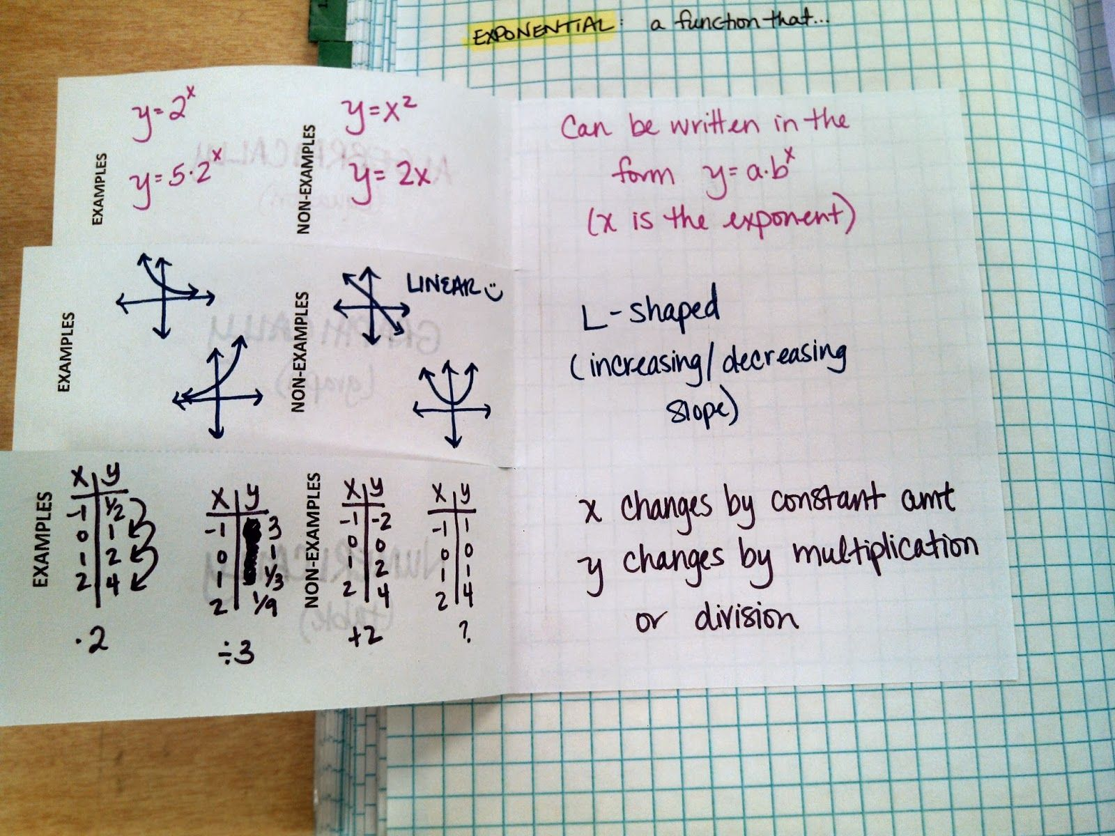 Exponential Functions With Images