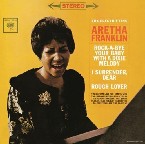 The Electrifying Aretha Franklin Lp Vinyl In 2019 Aretha