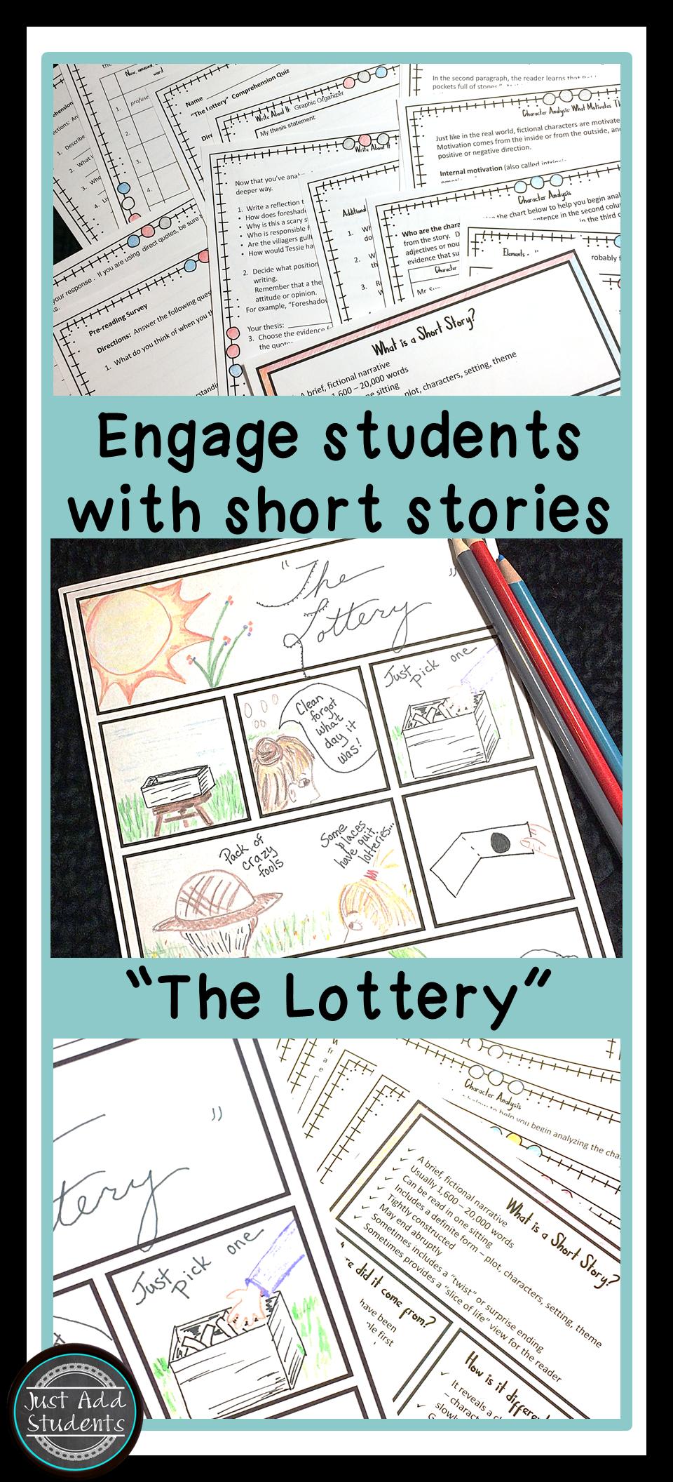 the school short story summary