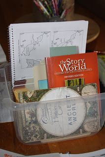 Homeschooling with a Classical Twist: Story of the World and CC Timeline Cards #historyoftheworld
