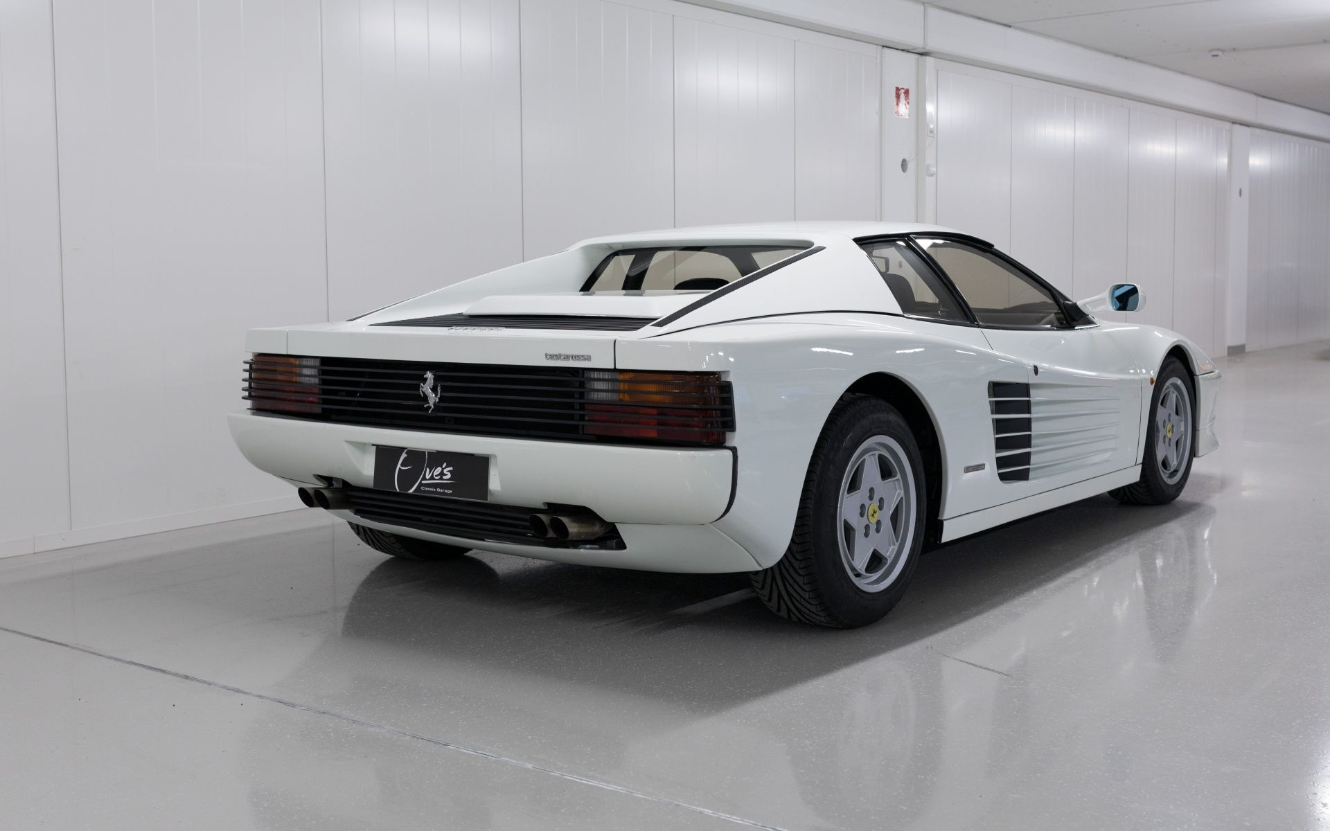 1990 Ferrari Testarossa Classic Driver Market Ferrari Testarossa Ferrari Ferrari Car