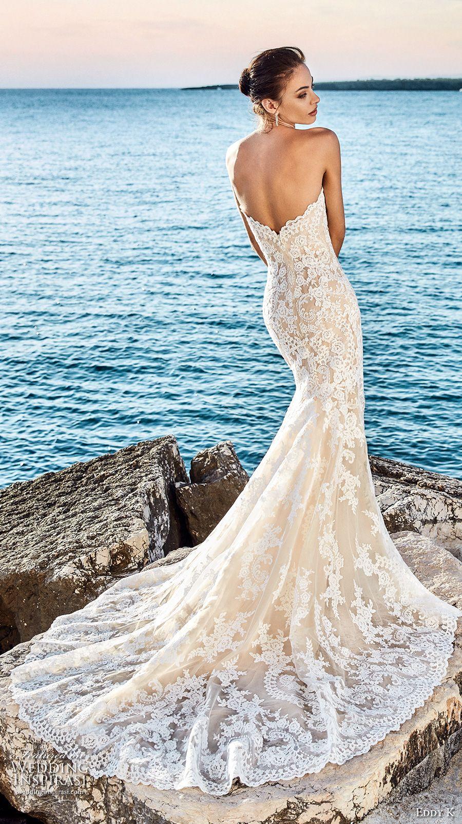 Eddy K. Dreams 2018 Wedding Dresses