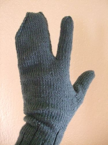 Soft Mit Gloves Mittens Pattern Knitting Knitting Patterns