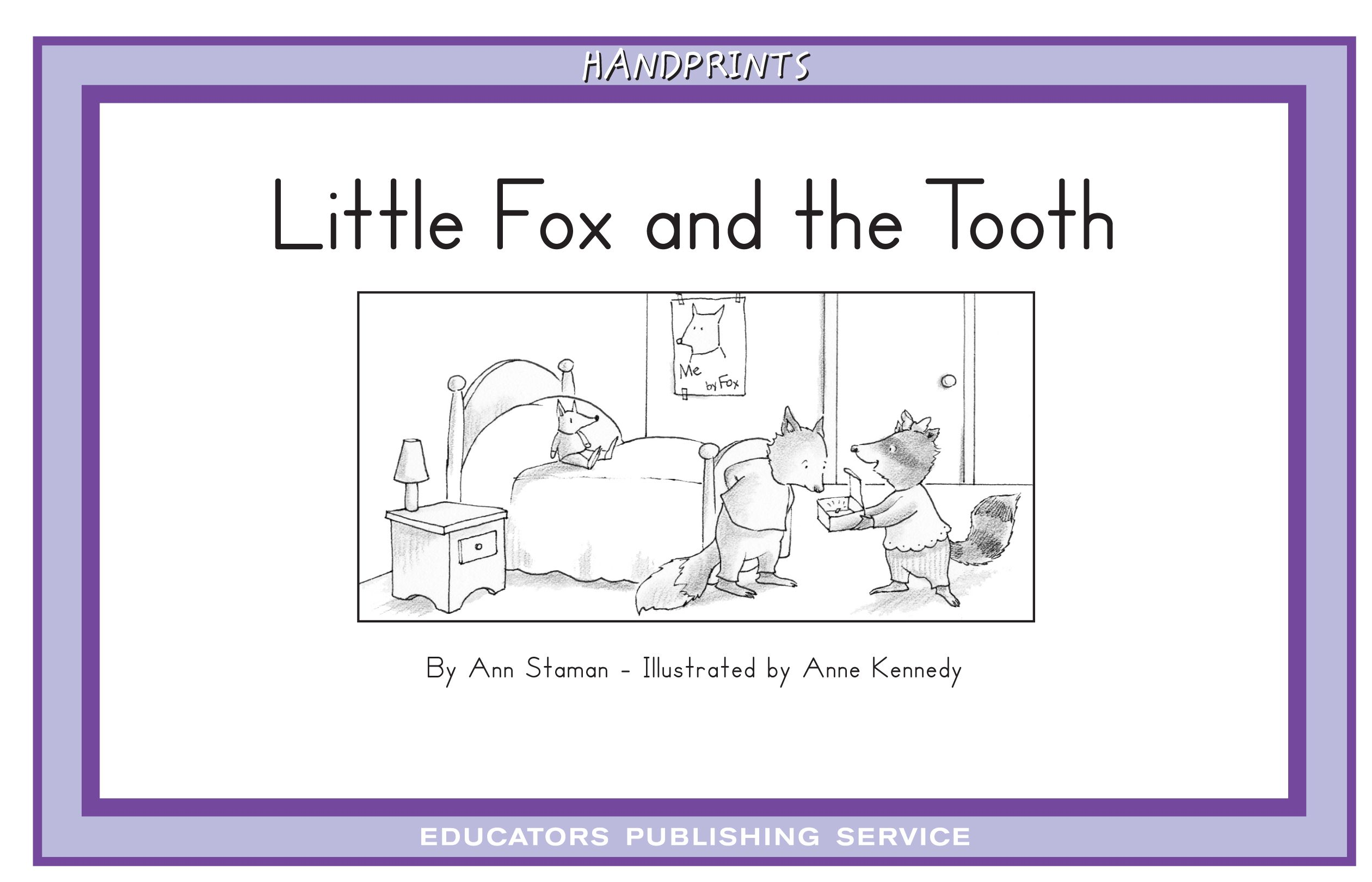 Little Fox And The Tooth Level 12 Handprints C Set 3