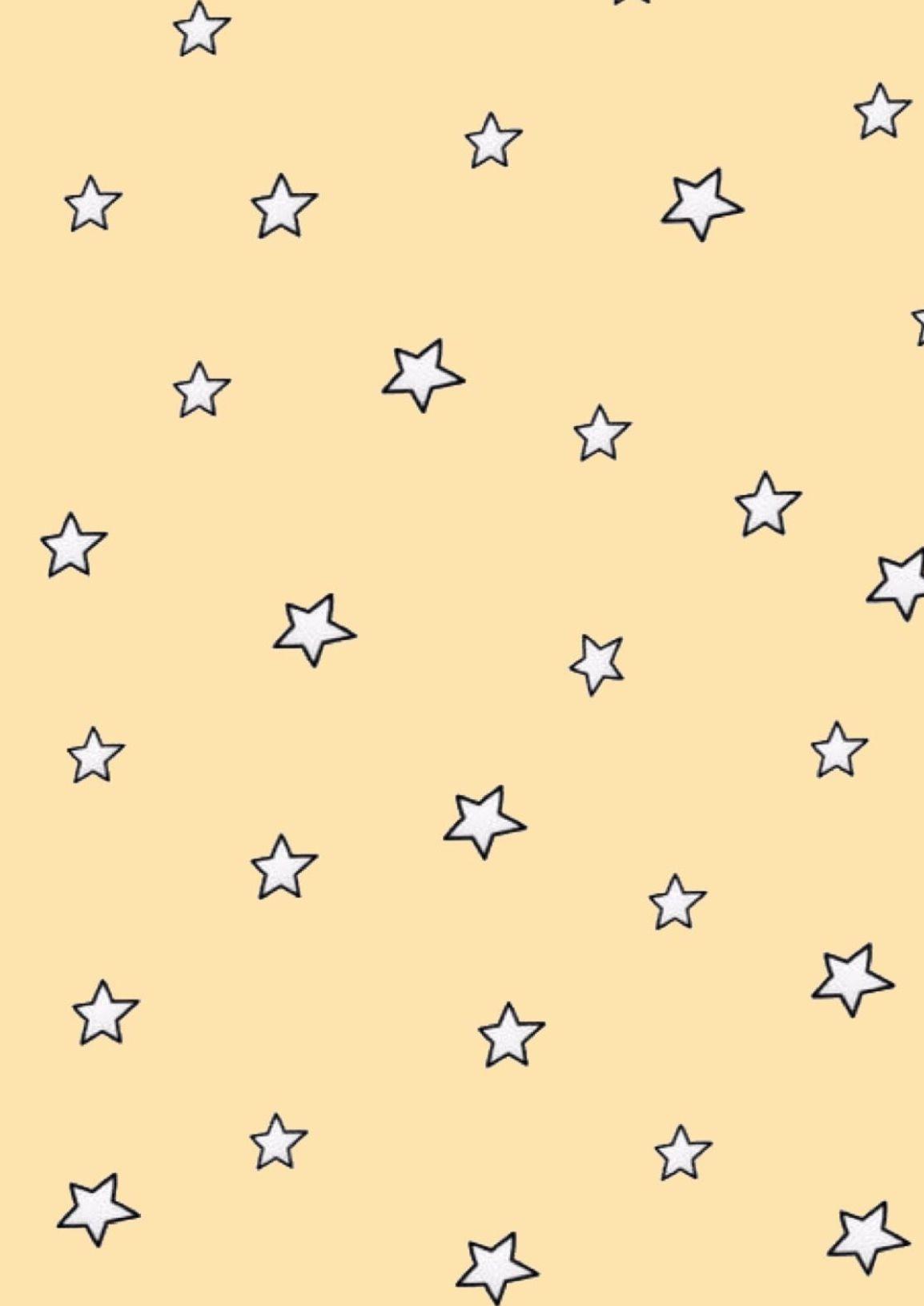 Wallpaper Iphone Wallpaper Yellow Yellow Aesthetic Pastel Pastel Background