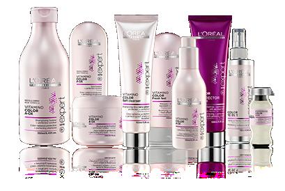 Official Site Salon Professional Hair Products L'Oréal
