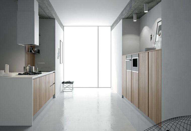 Cocinas modernas completamente equipadas For the Home Pinterest