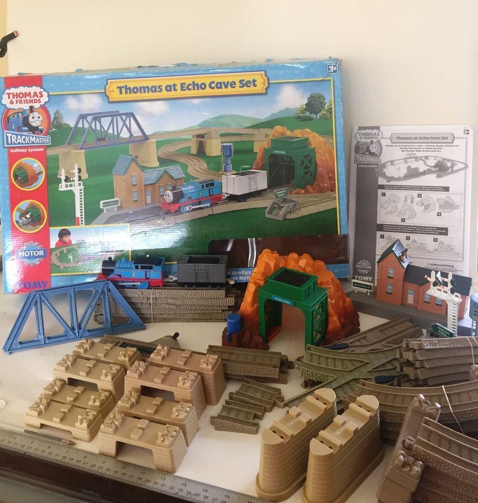 Tomy Trackmaster Plarail Clear Tunnel